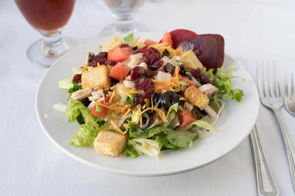 Image of a salad dish