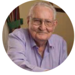 John Benge image. He is on of the residents in Mountain Creek Independent Living facility in Grand Praire, TX