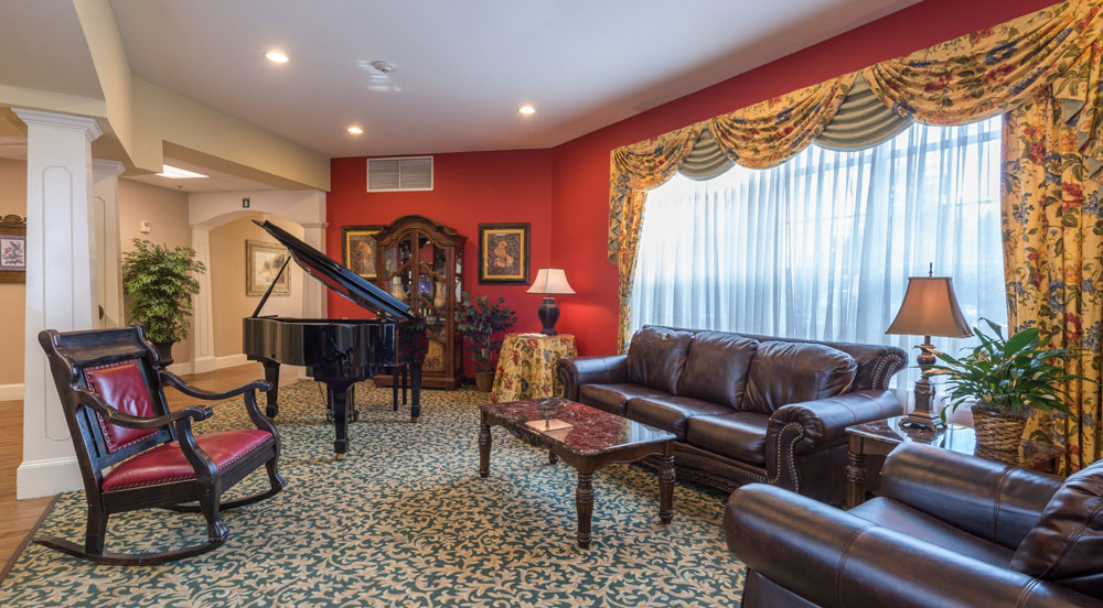 Piano Room Image